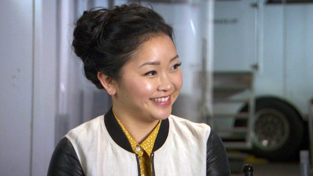 Lana Condor on 'To All The Boys 2' Secrets and Noah Centineo Rumors! | Full Interview