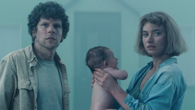 'Vivarium' Trailer: Jesse Eisenberg and Imogen Poots' Dream Home Becomes a Nightmare (Exclusive)
