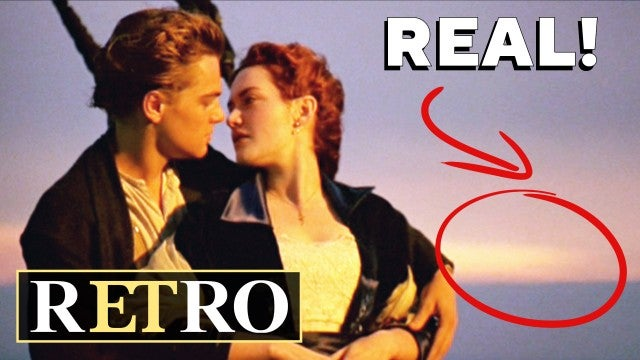 'Titanic' Had Some Real-Life Magic Behind Its Iconic Scene | rETro