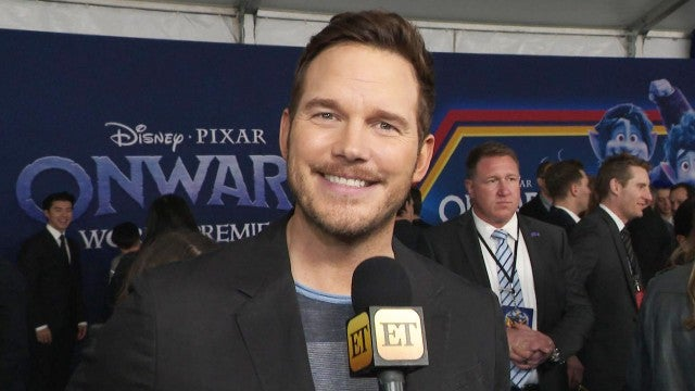 Chris Pratt Reacts to 'Jurassic World 3' First Look Photo (Exclusive)