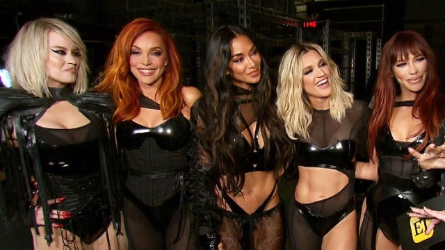 The Pussycat Dolls Are Back! Behind the Scenes of New 'React' Video (Exclusive)