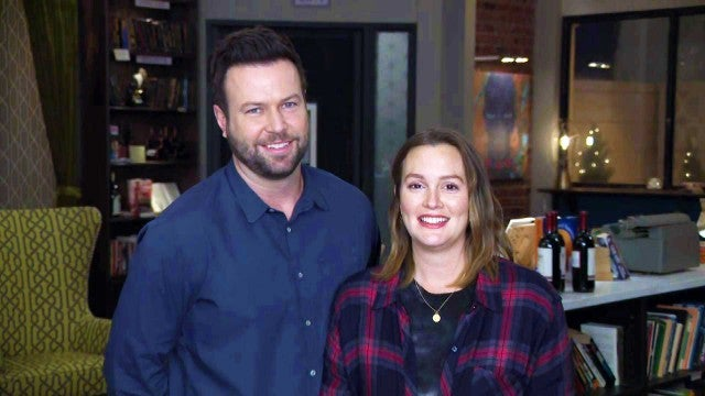 'Single Parents' Stars Leighton Meester and Taran Killam Spill Secrets From Set (Exclusive)