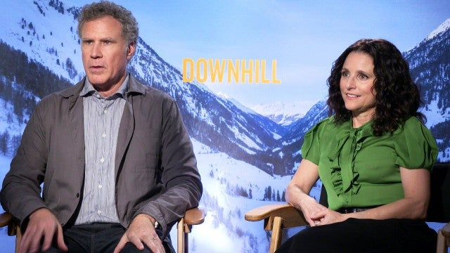 Will Ferrell and Julia Louis-Dreyfus on Learning to Yodel for 'Downhill'
