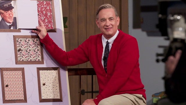 Tom Hanks Reveals the Hardest Part of Playing Mister Rogers (Exclusive)