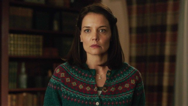 Katie Holmes Discovers Her Son's Creepy Journal in 'Brahms: The Boy II'