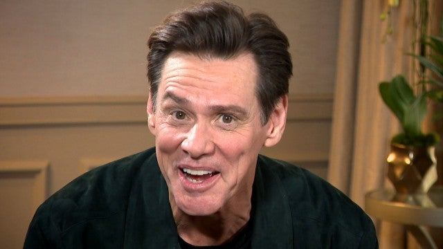 Jim Carrey on Why He Admires Ariana Grande (Full Interview)