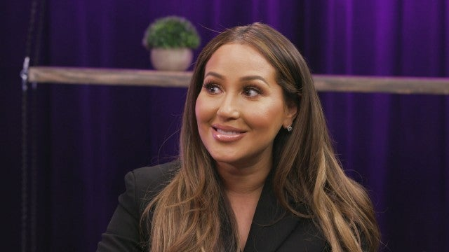 Why Adrienne Bailon Is Hesitant To Do a 'Cheetah Girls' Reboot (Exclusive)