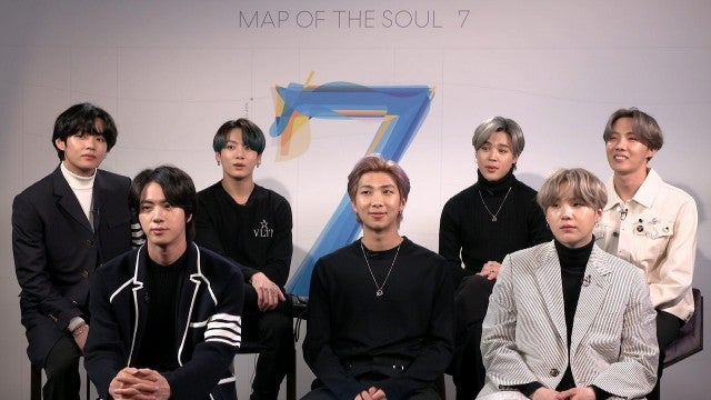BTS on Collaborating with Sia on Their New 'Map of the Soul: 7' Album (Exclusive)