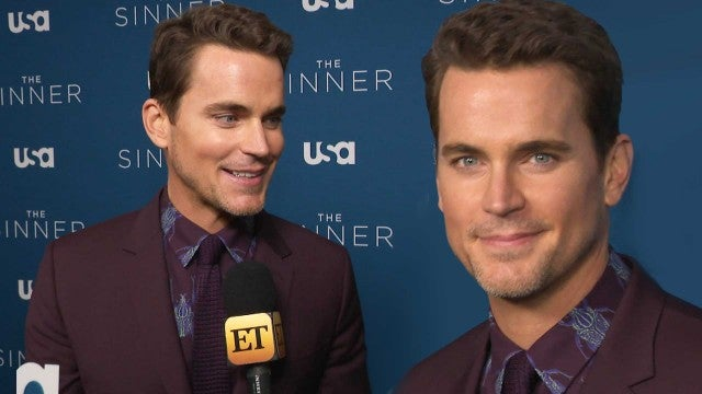 Why Matt Bomer Lost 20 Pounds for 'The Sinner'
