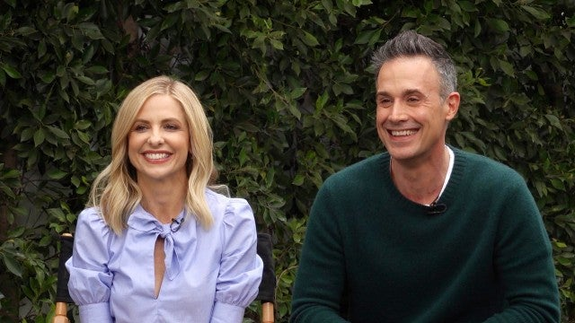 Sarah Michelle Gellar and Freddie Prinze Jr. on Why They Won't Do a Rom-Com Together (Exclusive)