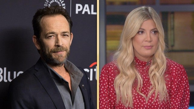 Tori Spelling On Luke Perry Being Left Out of 2020 Oscars In Memoriam