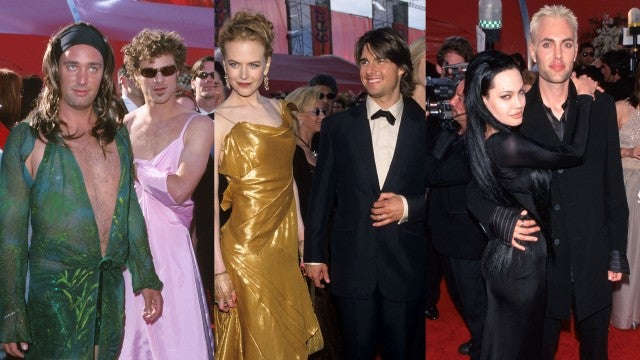 Oscars Flashback! 13 Must-See Moments From the 2000 Awards