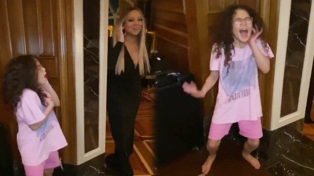 Mariah Carey's Daughter Monroe Hits a High Note on TikTok Thanks to Her Iconic Mom