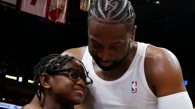 Gabrielle Union and Dwayne Wade Share Video of 12-Year-Old Zaya Speaking Her Truth