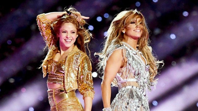 Jennifer Lopez and Shakira's Best Moments From the Super Bowl Halftime Show!
