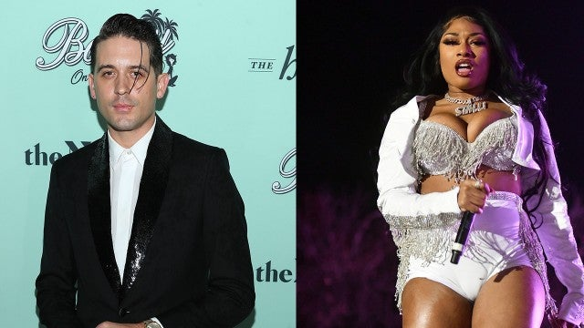 G-Eazy and Megan Thee Stallion Spark Romance Rumors With Steamy PDA-Filled Instagram Clip