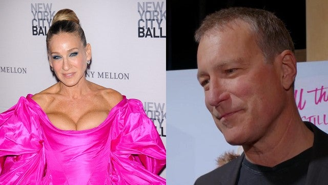 John Corbett Reacts to Sarah Jessica Parker Recently Revealing She's Personally Team Big (Exclusive)