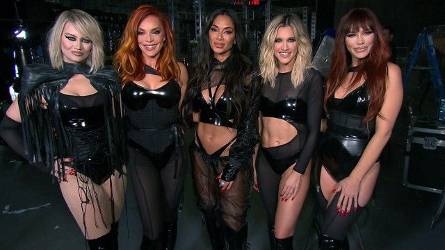 Pussycat Dolls Explain How They 'Snapped Right Back' for 'React' Music Video (Exclusive)