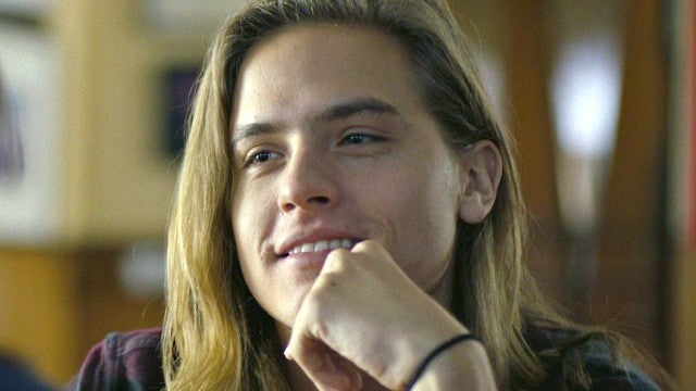 Dylan Sprouse Makes the First Move in First Look at 'Banana Split' (Exclusive Clip)