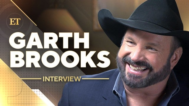 Garth Brooks Emotional Over Gershwin Prize Honor and Remembering His Late Mother | Full Interview