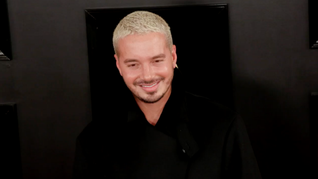 J Balvin Gets Candid About His Mental Health Struggles | ET Live @ Home