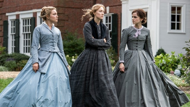 'Little Women': Florence Pugh, Saoirse Ronan on How Greta Gerwig Shook Up a Classic (Exclusive)