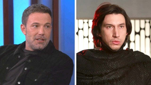 Ben Affleck Gets Emotional Over Adam Driver's Kind Gesture for His Son Samuel