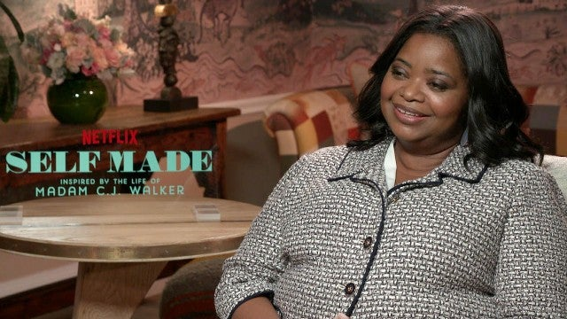 'Self Made': Octavia Spencer on Why Now Is the Time to Tell Madam C.J. Walker's Story (Exclusive)