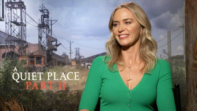 Emily Blunt on Bringing 'Ferocity' to 'A Quiet Place Part II' (Exclusive)