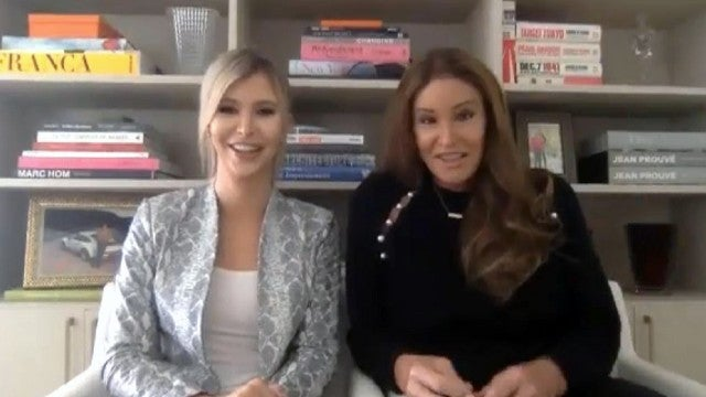 Caitlyn Jenner Gives Update on How Kendall and Kylie are Handling the Quarantine (Exclusive)