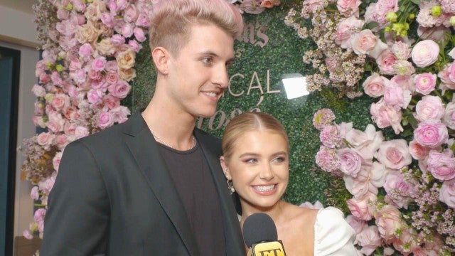 Demi Burnett and New Boyfriend Are Lovey-Dovey in First Interview