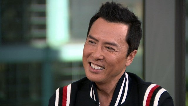 'Mulan' Star Donnie Yen Reveals He Wanted to Sing in Live-Action Adaptation (Exclusive)