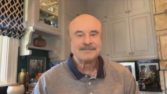 Dr. Phil Offers Tips for Practicing Good Mental Hygiene During Coronavirus Pandemic (Exclusive)