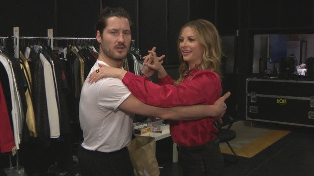 'DWTS' Pro Val Chmerkovskiy's Dancing Secrets Revealed! (Exclusive)