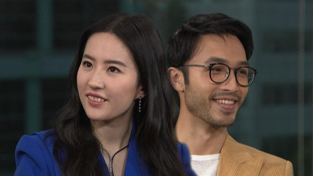'Mulan' Star Yifei Liu Admits Celeb Crush on Brad Pitt! (Exclusive)