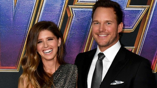 Katherine Schwarzenegger Expecting First Child with Chris Pratt