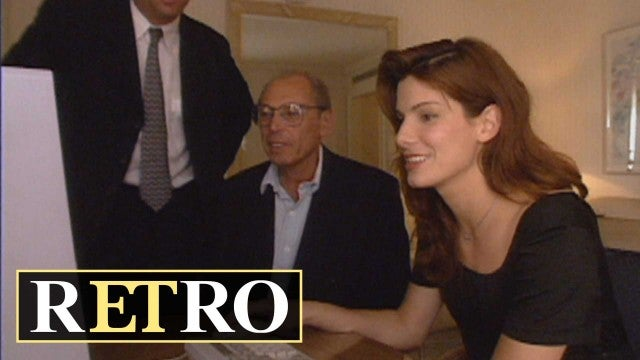 How Sandra Bullock Made Internet History in 1995 | rETro