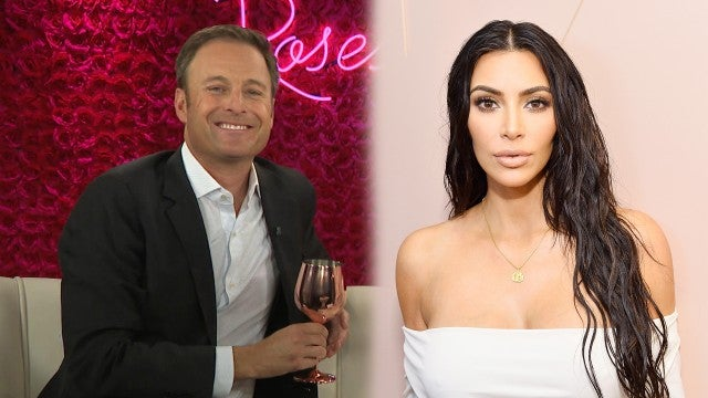 What Kim Kardashian Asked Chris Harrison After 'The Bachelor' Finale