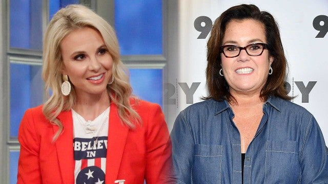 Rosie O'Donnell REACTS to Elisabeth Hasselbeck on 'The View'