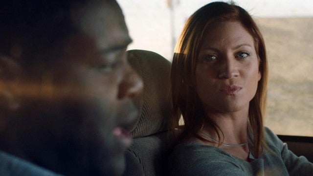 Brittany Snow and Sam Richardson Reveal Their Numbers in Exclusive 'Hooking Up' Clip