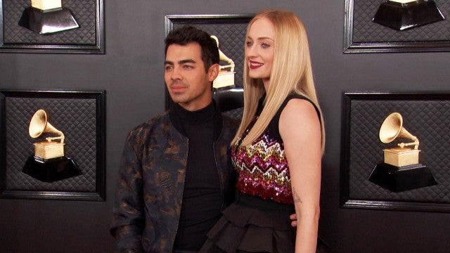 Joe Jonas and Sophie Turner Are Couples Goals While Self-Isolating