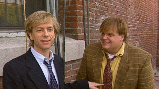 Tommy Boy Turns 25! On Set With Chris Farley and David Spade (Flashback)