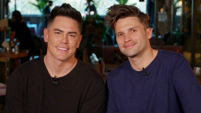 'Pump Rules': Tom Sandoval Reacts to Jax Taylor Saying He 'Regrets' Having Him at His Wedding