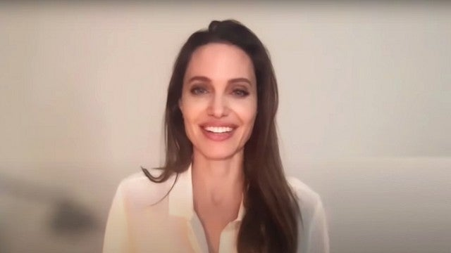 Angelina Jolie opens up to Time Magazine about her life in quarantine.