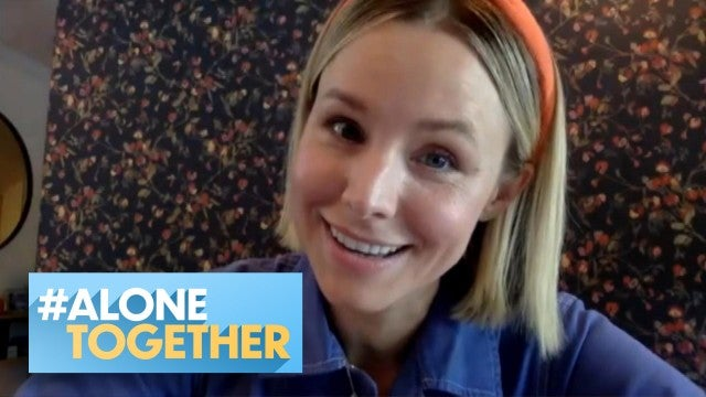Celebs Get Emotional Talking About Staying in Touch With Family During Quarantine | #AloneTogether