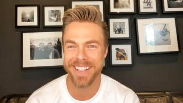 Derek Hough on How the 'Disney Family Singalong' Stars Are Creating Their Own At-Home Magic (Exclusive)