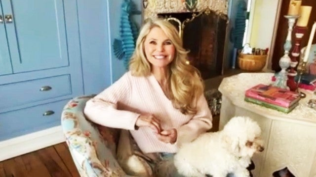 Inside Christie Brinkley's Hamptons House With Her 'Quaran-Team' (Exclusive)