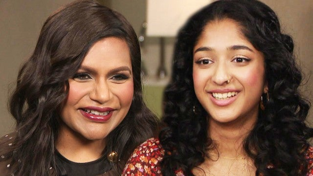 Mindy Kaling & Maitreyi Ramakrishnan on What to Expect on 'Never Have I Ever' (Exclusive)