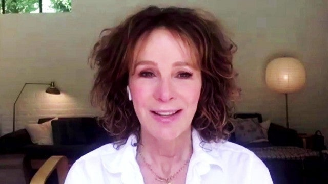 'Dirty Dancing's Jennifer Grey Sends a Special Message to Fans (Exclusive)