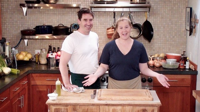 Amy Schumer Takes Her Comedy Into the Kitchen With New Food Network Show (Exclusive)